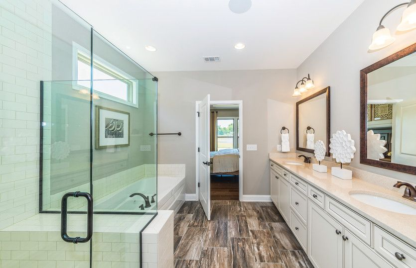 Bathroom featured in the Sonoma Cove By Pulte Homes in Myrtle Beach, SC