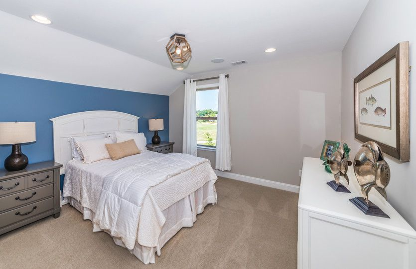 Bedroom featured in the Sonoma Cove By Pulte Homes in Myrtle Beach, SC