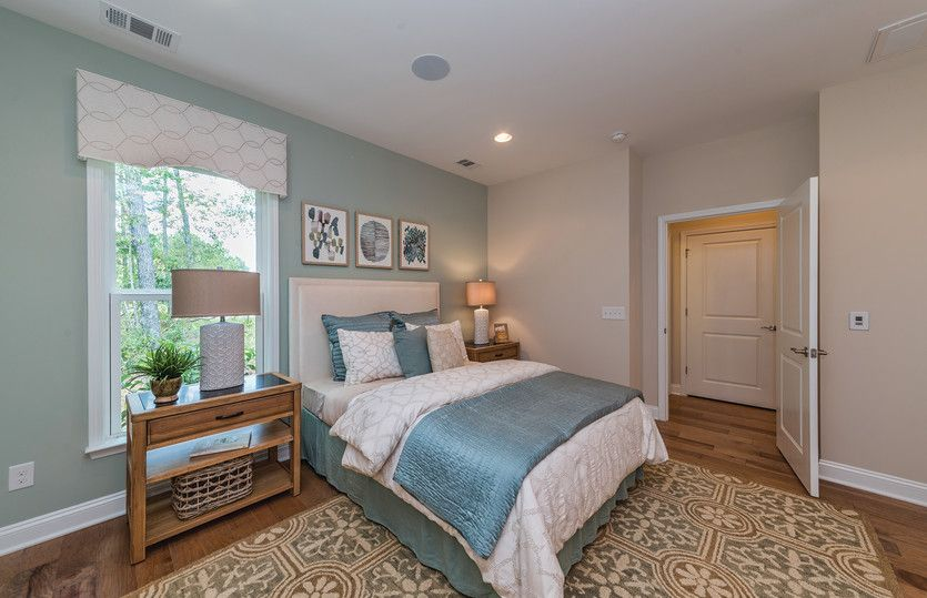Bedroom featured in the Tangerly Oak By Pulte Homes in Myrtle Beach, SC