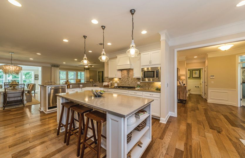 Kitchen featured in the Tangerly Oak By Pulte Homes in Myrtle Beach, SC
