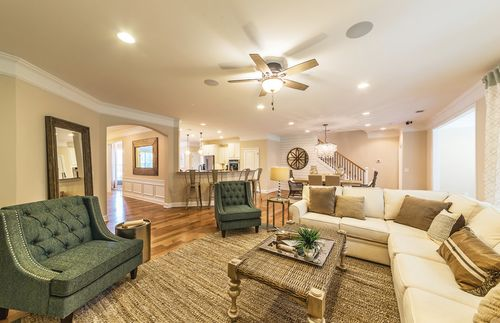 Greatroom-and-Dining-in-Tangerly Oak-at-Berkshire Forest-in-Myrtle Beach