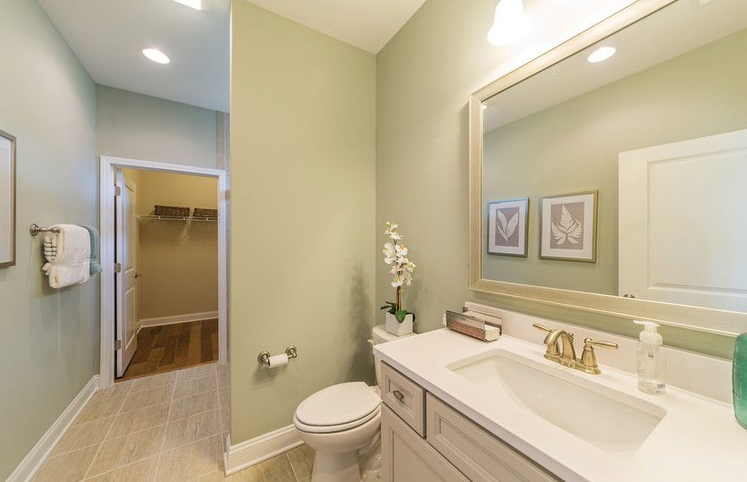 Bathroom featured in the Tangerly Oak By Pulte Homes in Myrtle Beach, SC