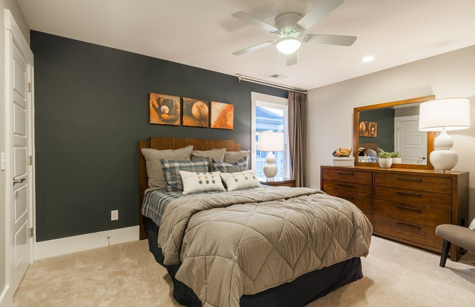 Bedroom featured in the Woodward By Pulte Homes in Myrtle Beach, SC