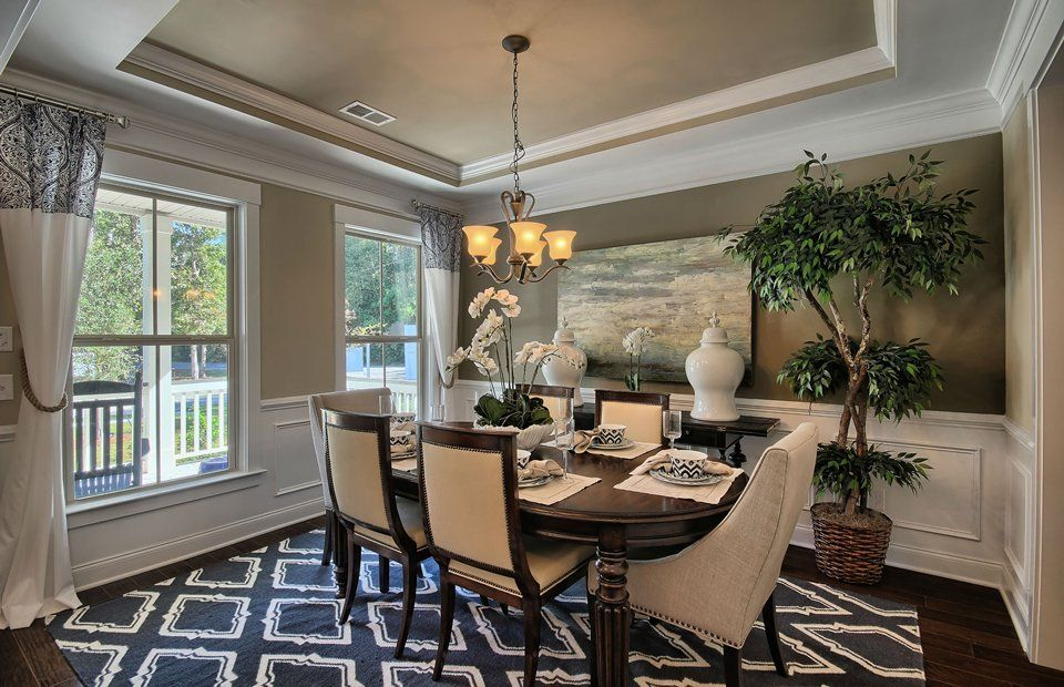 Living Area featured in the Vanderbilt By Pulte Homes in Charleston, SC