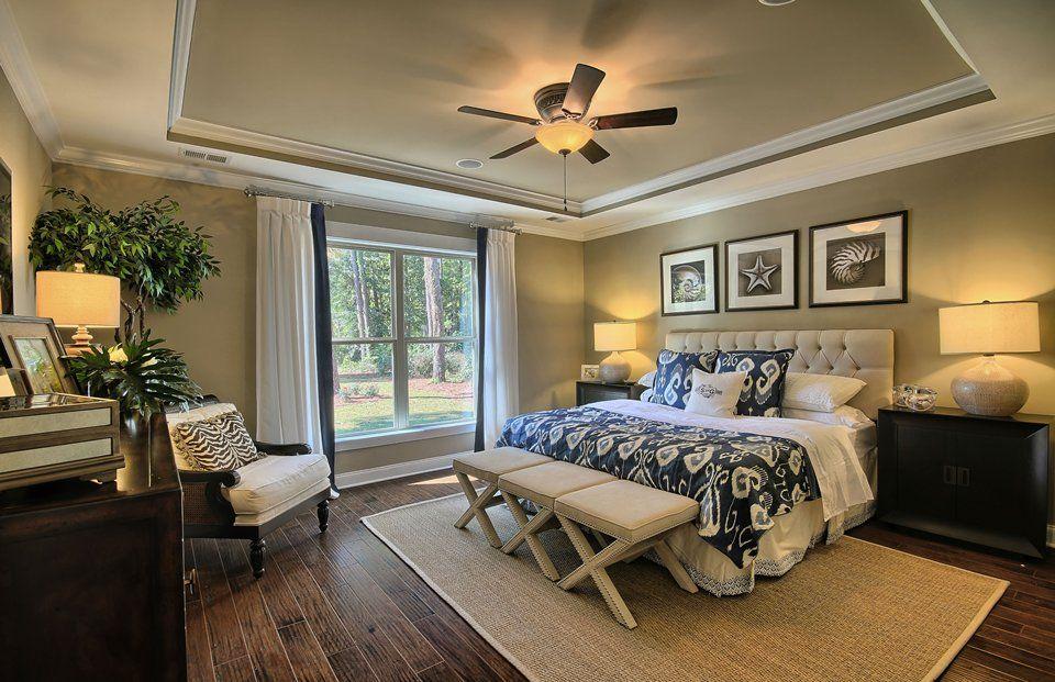 Bedroom featured in the Vanderbilt By Pulte Homes in Charleston, SC