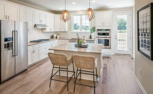 Crossings at Radburn by Pulte Homes in Bergen County New Jersey