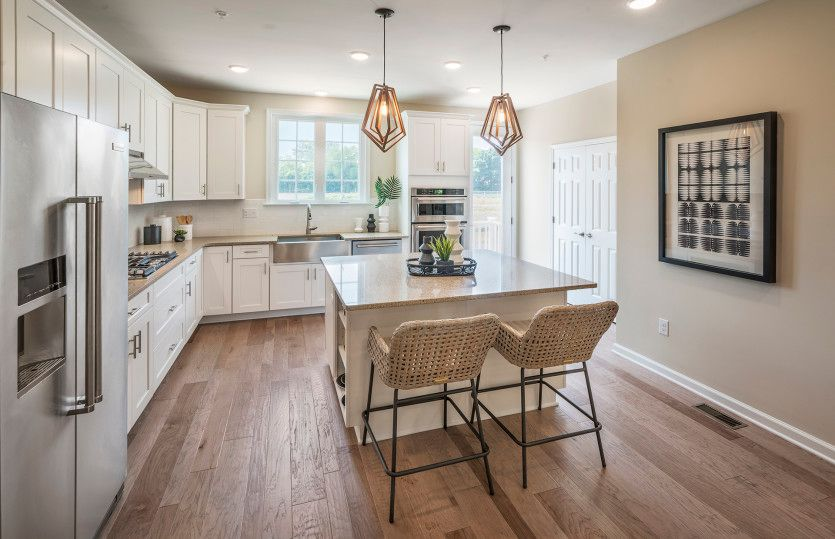Kitchen featured in the Mark By Pulte Homes in Bergen County, NJ