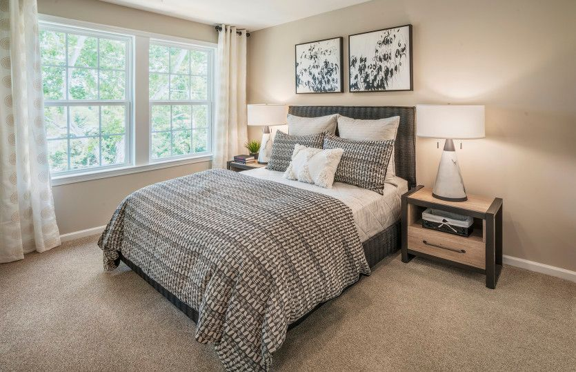 Bedroom featured in the Mark By Pulte Homes in Bergen County, NJ