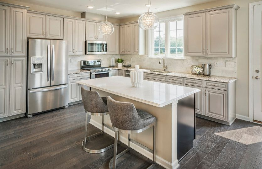 Kitchen featured in the Wright By Pulte Homes in Bergen County, NJ