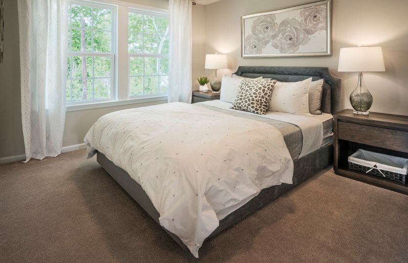 Bedroom featured in the Wright By Pulte Homes in Bergen County, NJ