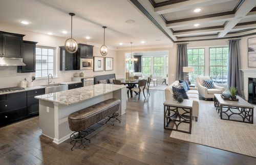 Greatroom-and-Dining-in-Abbeyville-at-Hunterdon Creekside-in-Flemington