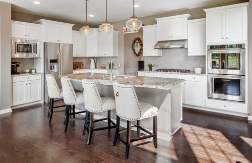 Kitchen-in-Bentley-at-Reserve at North Caldwell-in-North Caldwell