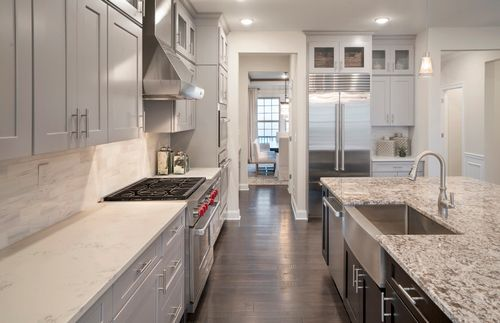 Kitchen-in-Melrose-at-Reserve at North Caldwell-in-North Caldwell