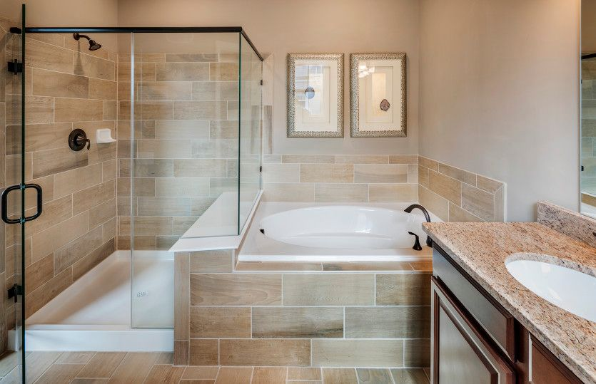Bathroom featured in the Rutherford By Pulte Homes in Middlesex County, NJ