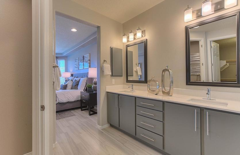 Bathroom featured in the Gateway By Pulte Homes in Albuquerque, NM
