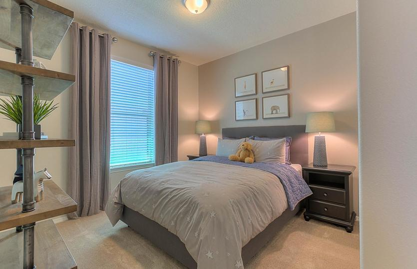 Bedroom featured in the Gateway By Pulte Homes in Albuquerque, NM
