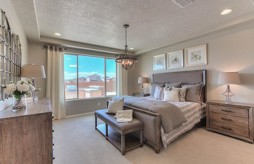 Bedroom featured in the Messina By Pulte Homes in Albuquerque, NM