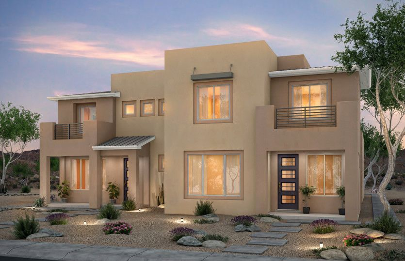 Exterior featured in the Ocotillo By Pulte Homes in Santa Fe, NM