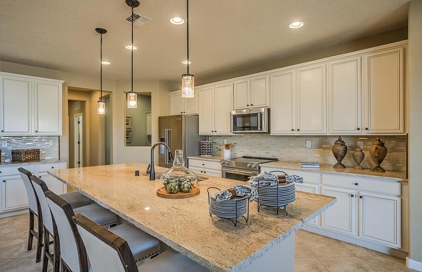 Kitchen featured in the Willowbrook By Pulte Homes in Albuquerque, NM