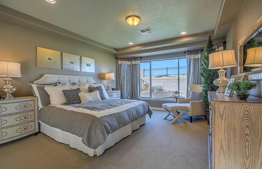 Bedroom featured in the Willowbrook By Pulte Homes in Albuquerque, NM