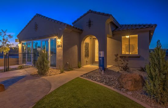 The Ridge at Stormcloud by Pulte Homes in Albuquerque New Mexico