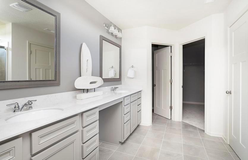 Bathroom-in-Fifth Avenue-at-The Ridge at Stormcloud-in-Albuquerque