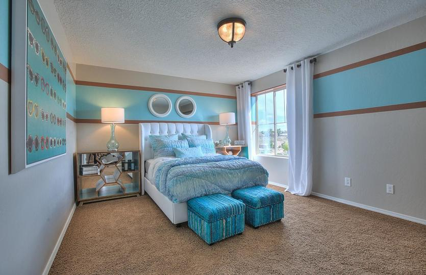 Bedroom featured in the Firwood By Pulte Homes in Albuquerque, NM