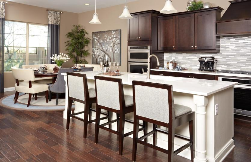Kitchen featured in the Catalina By Pulte Homes in Santa Fe, NM