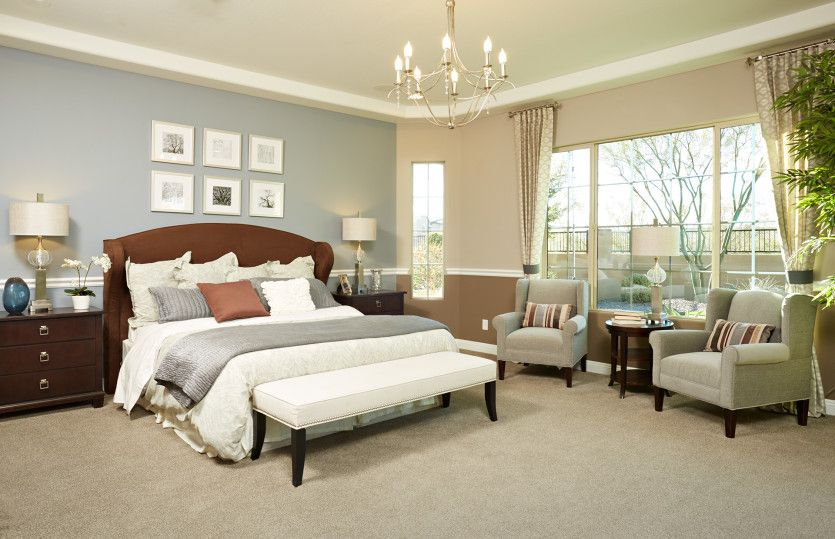 Bedroom featured in the Catalina By Pulte Homes in Santa Fe, NM