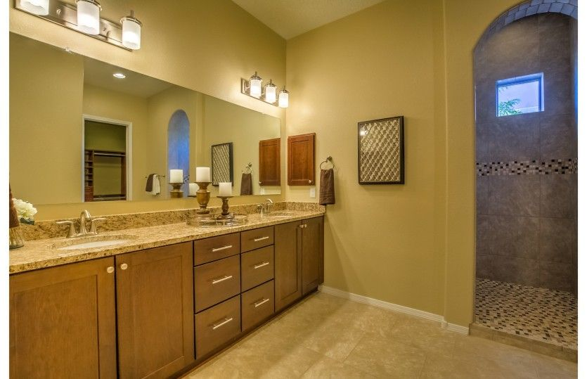 Bathroom featured in the Patagonia By Pulte Homes in Santa Fe, NM