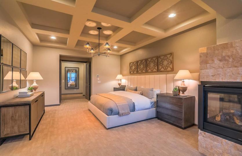 Bedroom featured in the Courtside By Pulte Homes in Santa Fe, NM