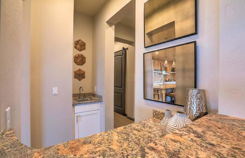 Bathroom featured in the Courtside By Pulte Homes in Santa Fe, NM