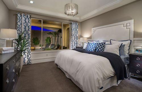 Bedroom-in-Saffron-at-Eagle Ridge at Skye Canyon-in-Las Vegas