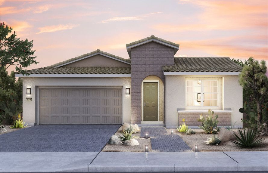 Reverence Collection II In Las Vegas, NV, New Homes