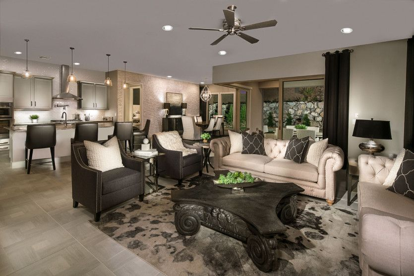 Greatroom-and-Dining-in-Parklane-at-Reverence Collection III-in-Las Vegas