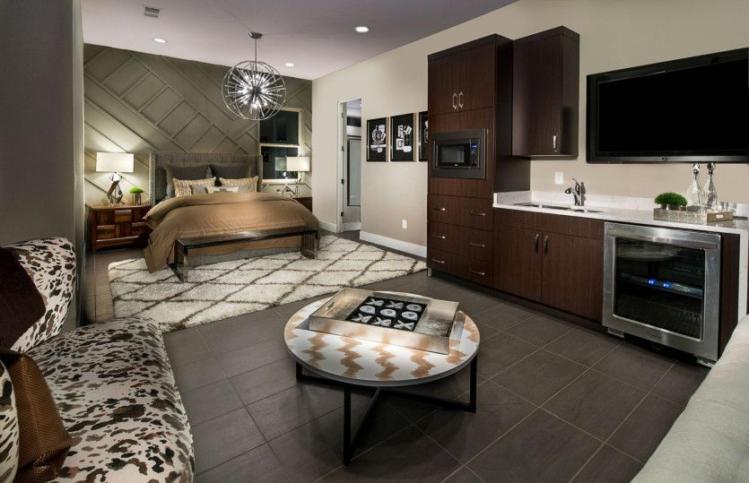 Living Area featured in the Cesena By Pulte Homes in Las Vegas, NV