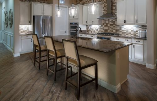 Kitchen-in-Plan 2 - Trieste-at-The Cove - Horizon and Shoreline Collections-in-Las Vegas