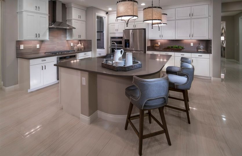 Kitchen-in-Plan 6 - Casoria-at-The Cove - Horizon and Shoreline Collections-in-Las Vegas