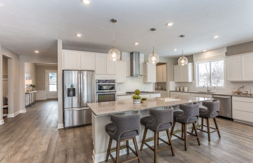 Kitchen featured in the Lyon By Pulte Homes in Cleveland, OH
