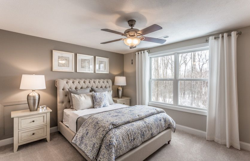 Bedroom featured in the Lyon By Pulte Homes in Cleveland, OH