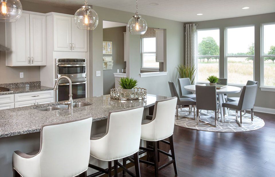 Kitchen featured in the Willwood By Pulte Homes in Akron, OH