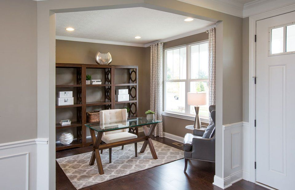 Living Area featured in the Willwood By Pulte Homes in Akron, OH