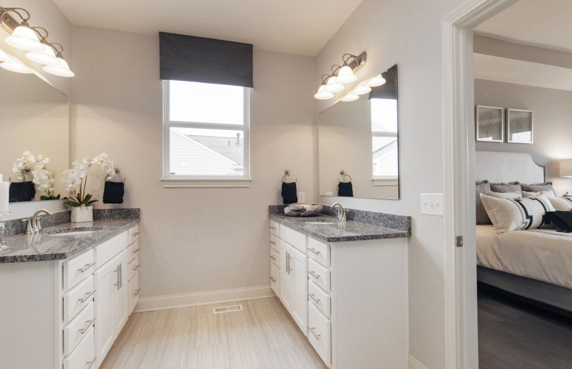 Bathroom featured in the Belfort By Pulte Homes in Cleveland, OH
