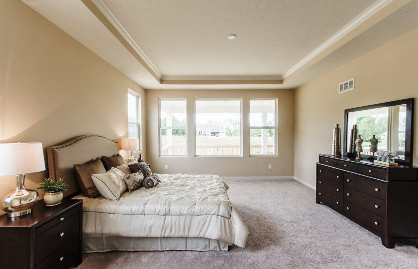 Bedroom featured in the Strasbourg By Pulte Homes in Cleveland, OH