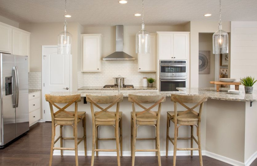 Kitchen featured in the Ascend By Pulte Homes in Columbus, OH