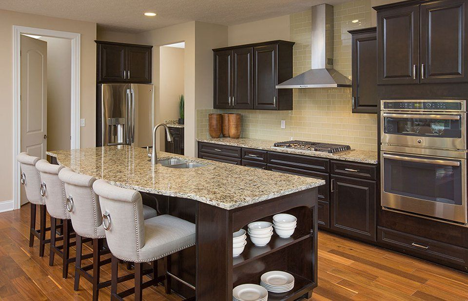 Kitchen featured in the Maple Valley By Pulte Homes in Akron, OH