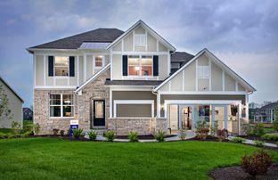 Allison II - Meadows at Spring Creek: Pickerington, Ohio - Pulte Homes