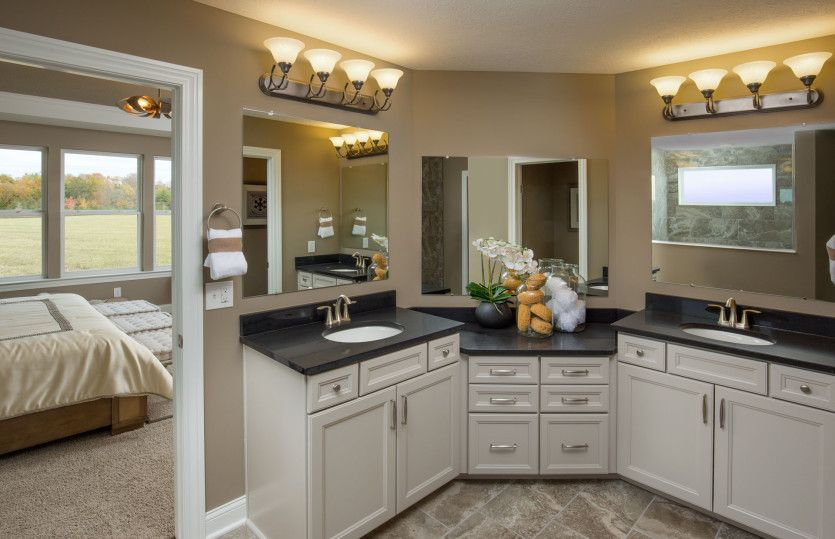 Bathroom featured in the Melrose By Pulte Homes in Columbus, OH