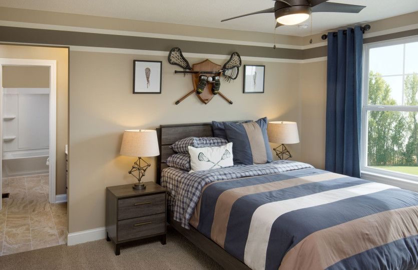 Bedroom featured in the Melrose By Pulte Homes in Columbus, OH