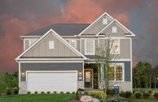 Newberry - Heathers at Golf Village North: Powell, Ohio - Pulte Homes